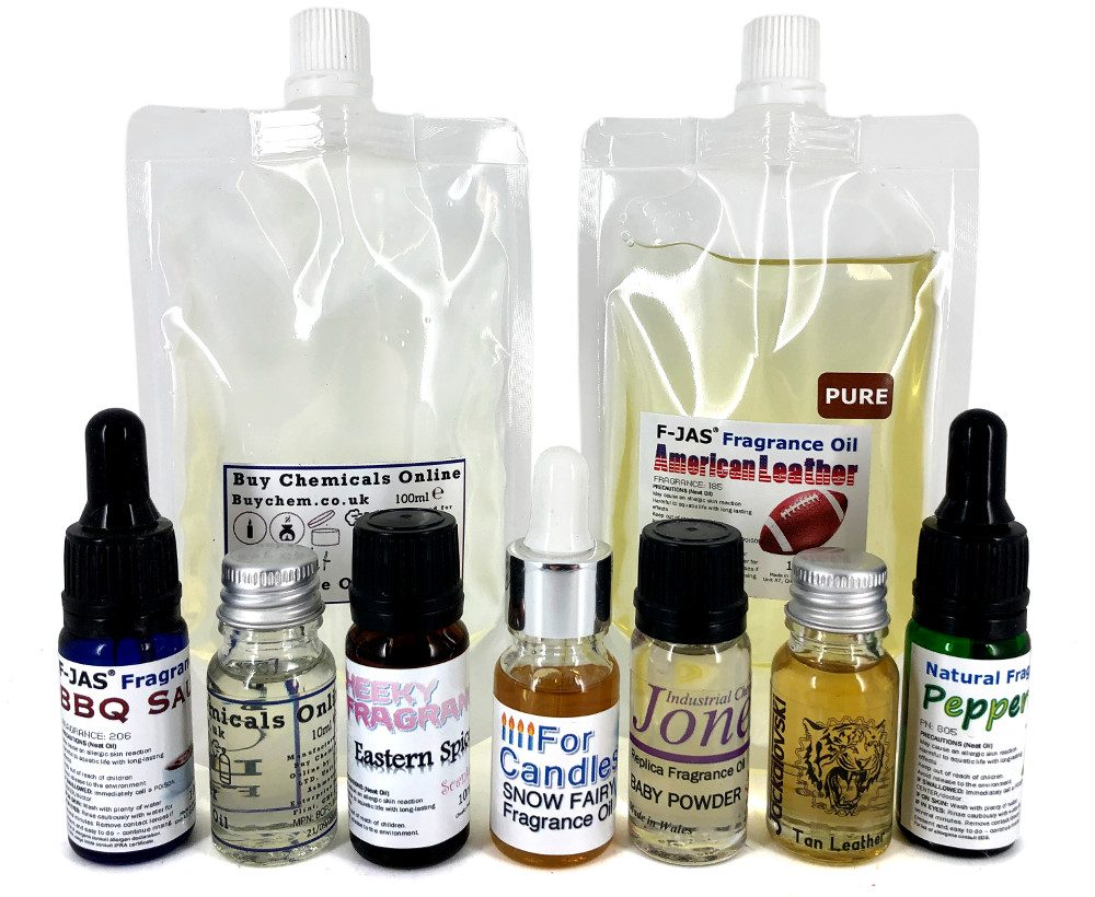 The best fragrance oil brands at the best prices